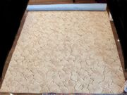 Teppich braun