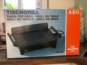 AEG Tischgrill