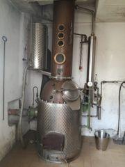 Brennerei Destille aus dem Hause