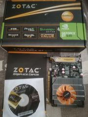 Grafikkarte Zotac GT630 SYNERGY EDITION