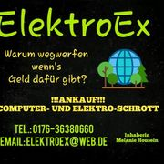 Ankauf COMPUTERSCHROTT