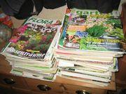 Gartenzeitschriften