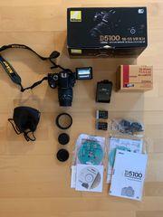 Nikon D5100 Objektiv Zubehör TOP