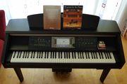Yamaha Clavinova CVP-207 E-Piano Digitalpiano
