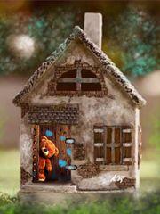 Frau sucht kleines Häuschen