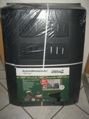 Schnellkomposter ca 320 Liter Ca