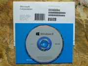 Original Microsoft Windows 8 DVD