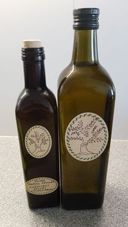 natives kaltgepresstes BIO-Olivenöl aus Griechenland