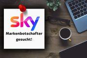 Markenbotschafter für Sky m w