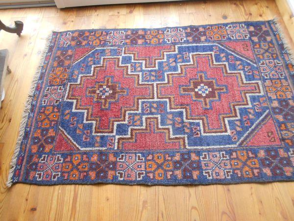 Orientteppich 90 x 135 cm