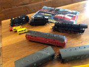 Roco Model Eisenbahn mit Zug