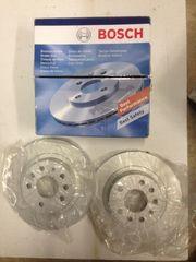 Bremsscheiben Bosch hinten