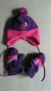 Mütze und Handschuhe gr 74