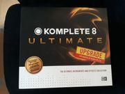 Komplete 8 Ultimate Soundsampler