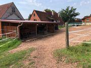 Pferdebox Unterbaimbach Schwabach