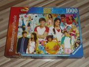 Puzzle High School Musical 1000er