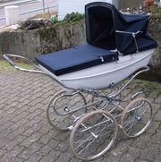 Gebrauchter Kinderwagen der Marke Silver
