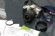 Canon EOS 300 28-80mm Macro