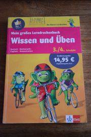 Großes Lerndrachenbuch Wissen und Üben