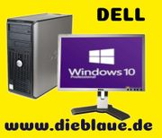 DELL OFFICE PC mit Monitor