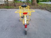 Lasten Fahrrad