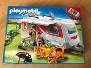 Playmobil Wohnwagen Summer Fun