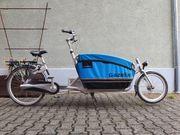 Gazelle Cabby Kindertransportrad Lastenrad Köln