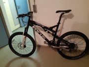 Mountainbike MTB FULLY
