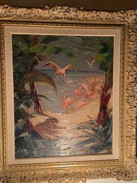 Kunst, Gemälde, Plastik - Otto Dill Ölgemälde Aus den