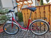 Damen Fahrrad FISCHER 24 Zoll