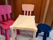Kindersitzgruppe IKEA MAMMUT