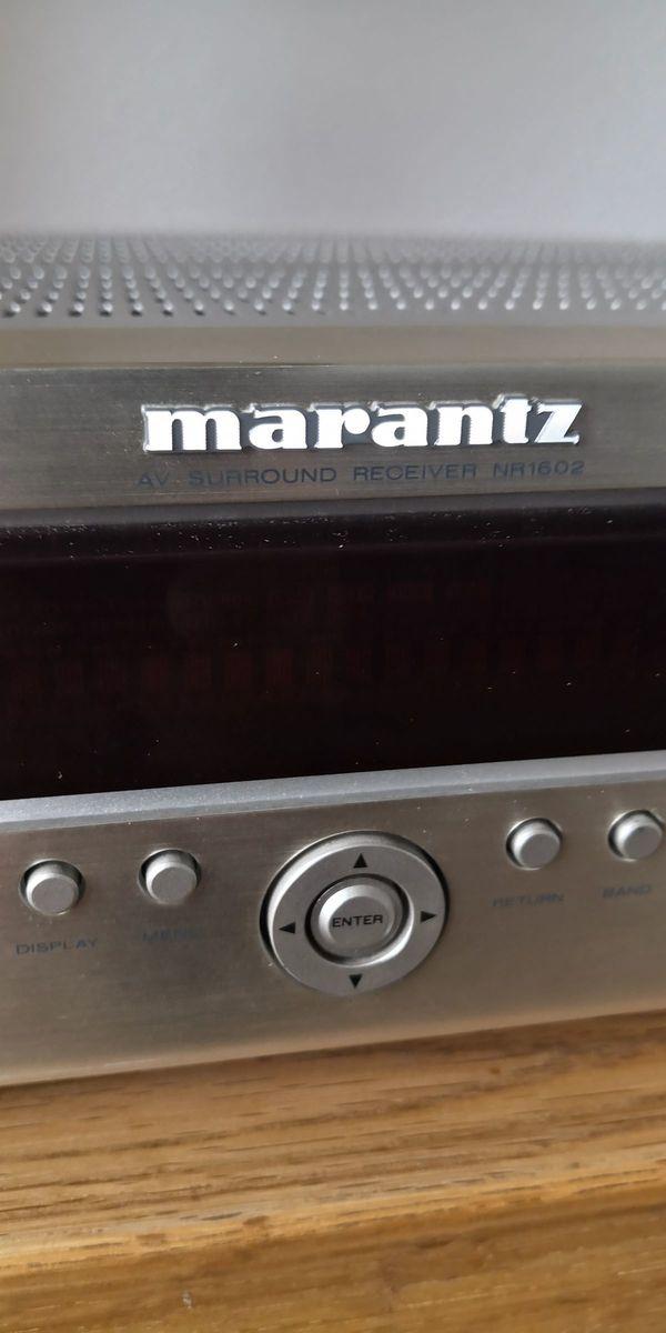 Marantz Surround Receiver