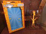 SCHLEICH Sammelfigur Giraffe GEOFFREY NEUwertig