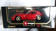 Burago Dodge Viper GTS Coupe