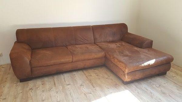 Sofa Home Affaire mit Ottomane