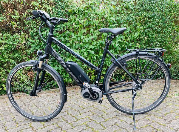 E-Bike STEVENS E-Courier SX Lady