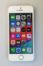 iPhone 5S - weiß - 16GB