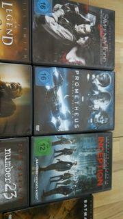 DVD verschiedene