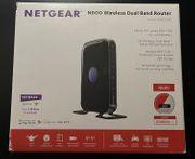 Netgear WNDR3400v3 - N600 Dualband-WLAN-Router NEU