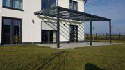 Terrassenüberdachung Wintergarten Sichtschutz Markise Carport