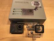 4K-Action Cam für UHD Videos