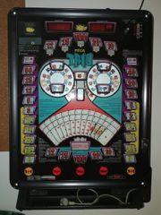 Merkur Spielautomat MEGA-TRIO für Bastler