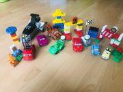 großes Lego Duplo Cars Set