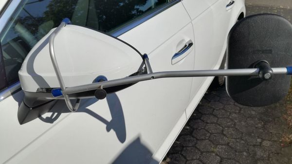 Caravanspiegel von Oppi für Audi