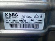 AEG Lavamat Verriegelungsschloss Deckel Relais