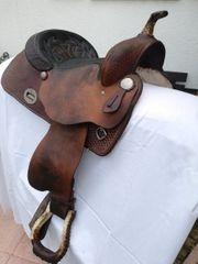 Billy Cook Western Sattel
