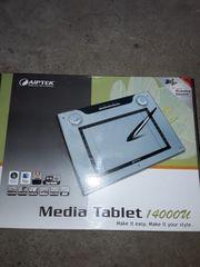 Grafik-Tablet mit USB Kabel