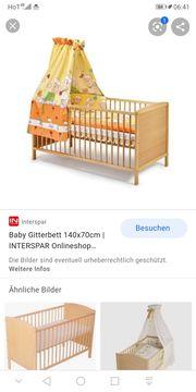 Kinderbett Babybett