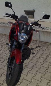 Honda CB 125F CANDY BLAZING