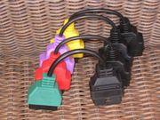 OBDII-Kabelsatz für MultiECUscan-Software